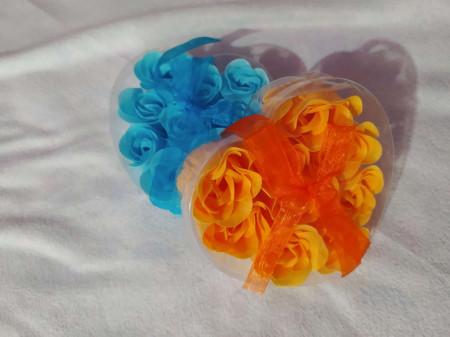 Сърце с вечни рози изображения
