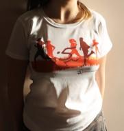 Брандирана рънинг тениска за Мъже и Жени