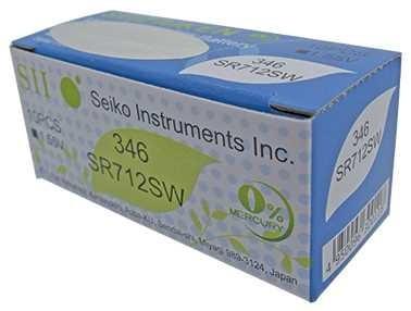 Baterie ceas Seiko 346 (SR712SW)
