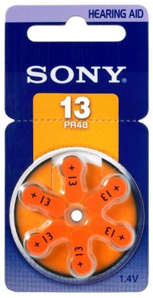 Baterii auditive Sony PR48 - 13