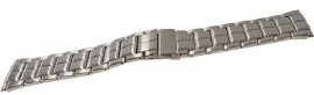 Bratara metalica argintie 26mm - 37529
