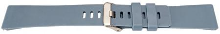 Curea din silicon pentru Fitbit Versa/Versa 2 bleu -60047