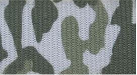 Curea NATO camuflaj alb arctic 22mm - 38051