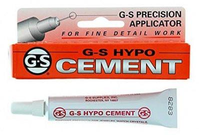 Adeziv pentru geamuri G-S Hypo Cement