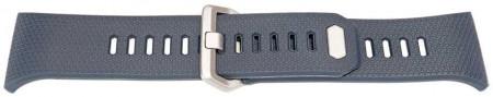 Curea din silicon pentru Fitbit Ionic gri-bleu -60093