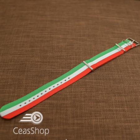 Curea N.A.T.O  Italia 18mm - 40096