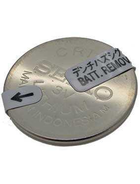 Baterie originala pentru Seiko CR1612(3V)