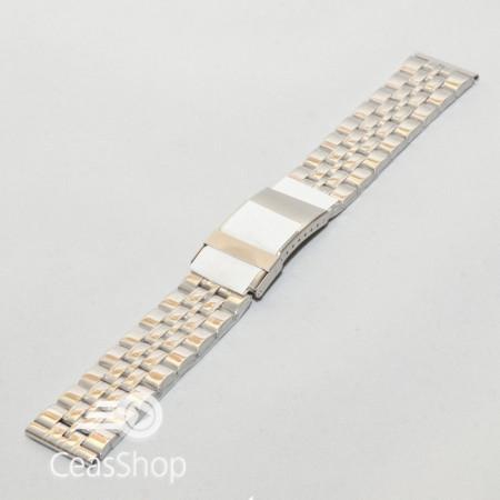Bratara metalica argintie 22mm(22mm) - 38914