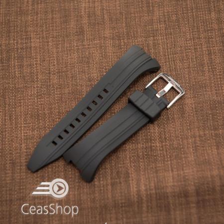 Curea cauciuc originala Seiko  - 28mm