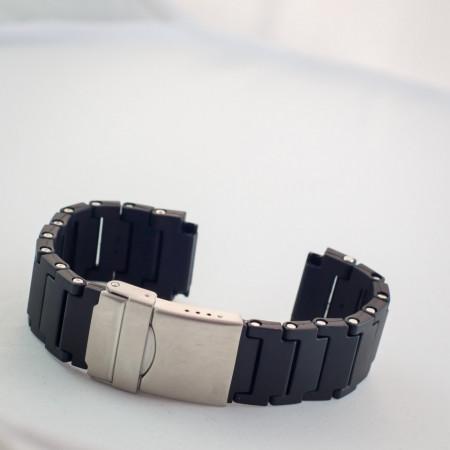 Curea poliuretan neagra 20mm, ideala scufundari - 30548