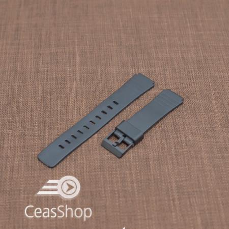 Curea tip Casio cauciuc - 36599 pentru MQ24,MQ76,MQ35,F25W,AQ23,AQ36