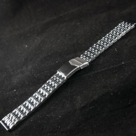 Bratara metalica argintie 18mm (20mm) - 38904