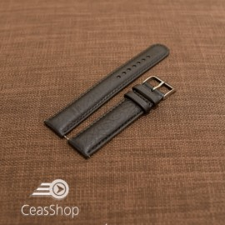 Curea antialergica neagra 20mm - 33107