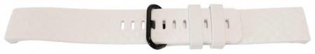 Curea din silicon pentru Fitbit Charge 3 albă -60111