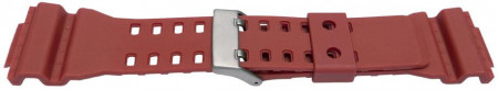 Curea tip Casio cauciuc rosie pentru G-Shock GA100, GA 200 - 56663