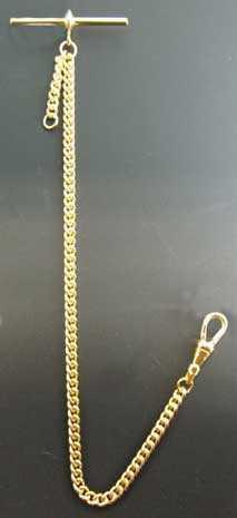 Lant auriu pentru ceas buzunar - 4507