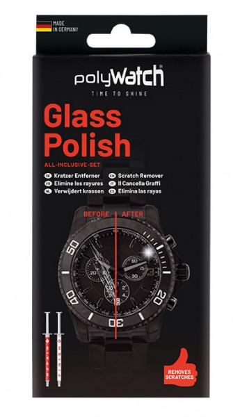 Polish pentru geamuri Polywatch
