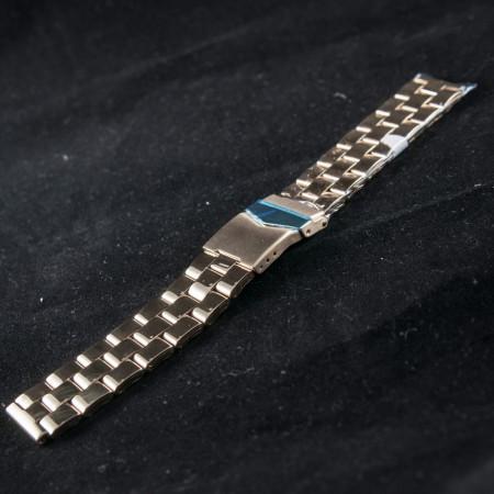 Bratara metalica aurie 18mm (20mm) - 37469