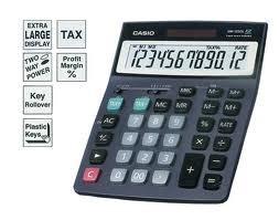 Calculator de birou Casio DM-1200S