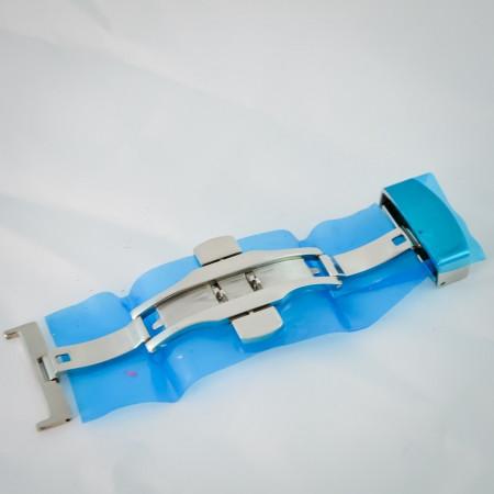 Catarama model fluture cu buton pentru deschidere 22mm