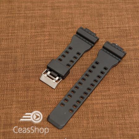 Curea tip Casio cauciuc pentru G-Shock GA100, GA 200 - 44145