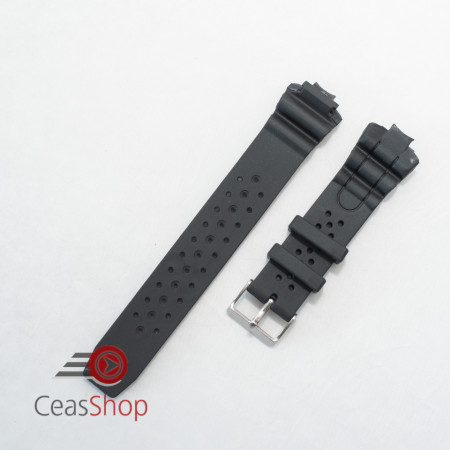 Curea tip Citizen cauciuc 16mm - 59-G0243 JP1060-01E JP1060-01L -CIT4