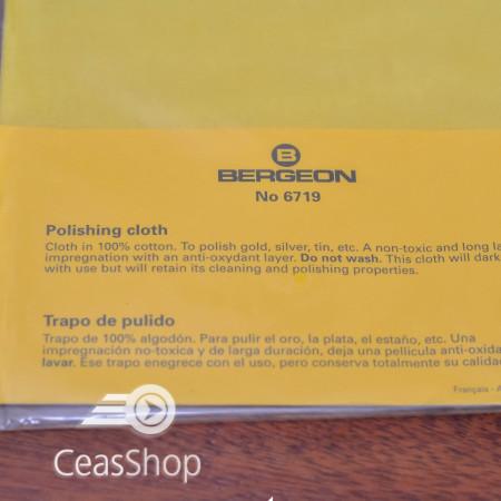 Panza polish Bergeon 6719