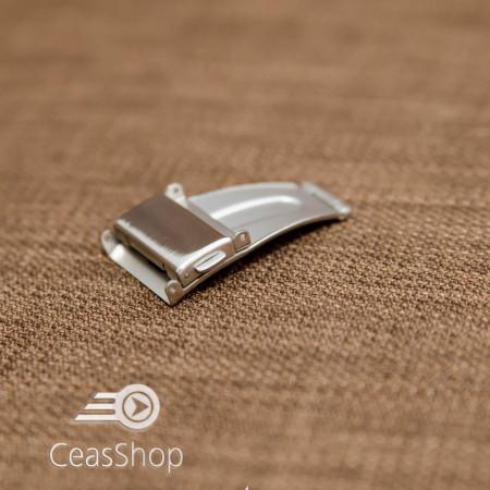 Catarama din trei parti cu arc pentru bratari argintie 20mm - 19337