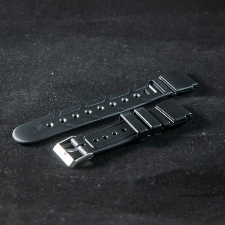 Curea cauciuc 22mm(24mm) - 2866