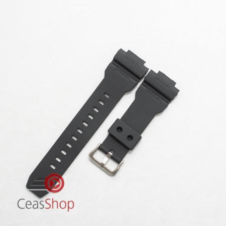 Curea tip Casio cauciuc pentru G-Shock G7900 G-7900 G-Shock G7900B G-7900B- W1332