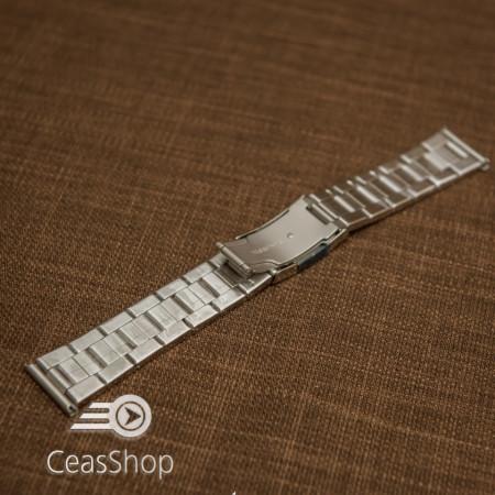 Bratara argintie 22mm capat drept - 40596