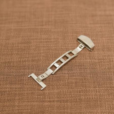 Catarama argintie model fluture 12mm