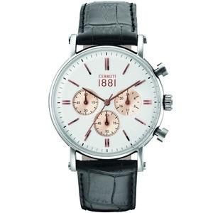 Ceas Cerruti 1881 Tremezzo CRA110STR01BK Cronograf
