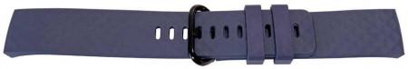 Curea din silicon pentru Fitbit Charge 3 albastra -60112