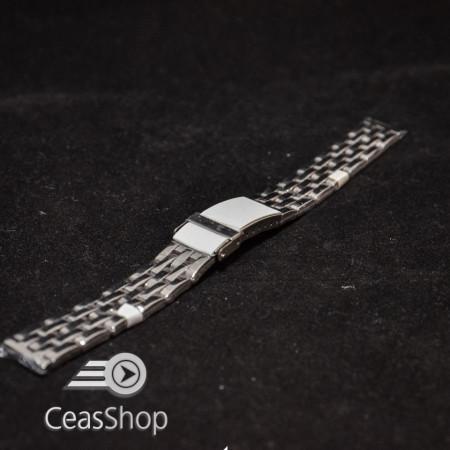 Bratara dama metalica argintie  14mm - 37490