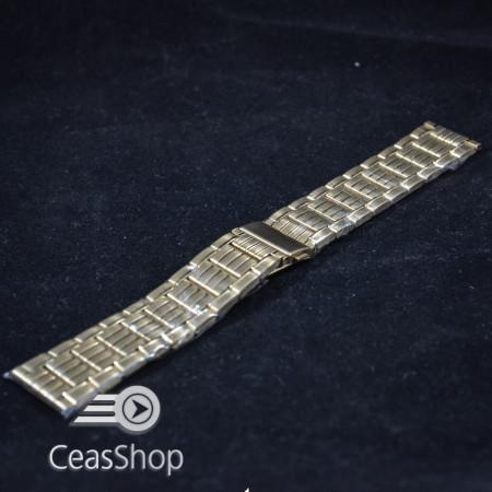 Bratara metalica aurie 22mm - 38958