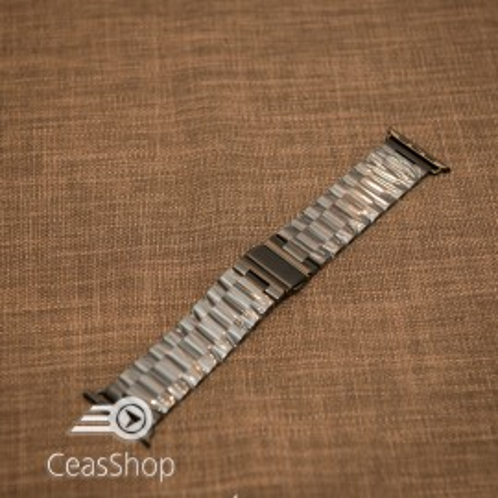 Bratara neagra Apple Watch - 42mm