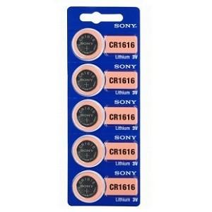 Baterie SONY CR1616