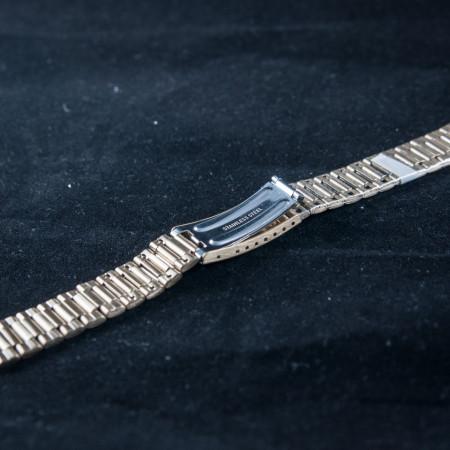 Bratara metalica aurie 18mm  - 37504