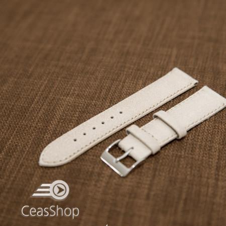Curea piele ivoire vintage 20mm - 42243