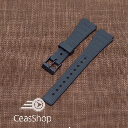 Curea tip Casio cauciuc - 36569 pentru AQW5, F28, AW15, F28W