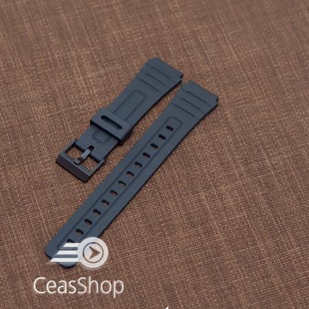 Curea tip Casio cauciuc - 36603 pentru F91, F105, F94