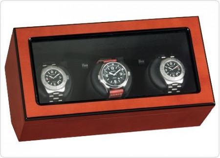 Watch winder pentru trei ceasuri Beco Atlantic