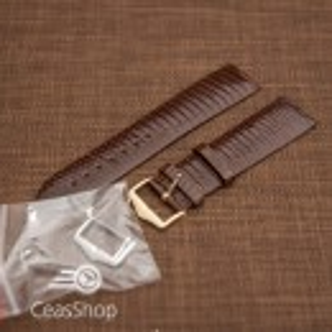 Curea soparla maro inchis XL fara cusatura 18mm - 38702