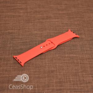 Curea silicon rosie iWatch - 42mm