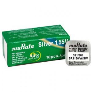 Baterie ceas Sony/Murata 381/391 SR1120