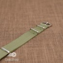 Curea NATO verde olive 24mm - 36970