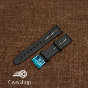 Curea din cauciuc vulcanizat pentru Rolex 20,5mm -47716