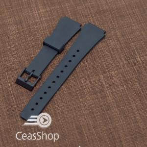Curea tip Casio cauciuc - 36592 pentru MQ44, MQ82, MQ37, AW17, AE20W, AQ15