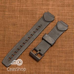 Curea tip Casio cauciuc - 36621 pentru  MW50M, SFX10